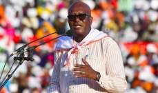 المجلس الدستوري في بوركينا فاسو صادق على إعادة انتخاب كابوريه رئيسا للبلاد