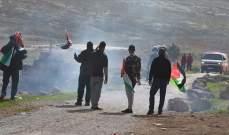 الصحة الفلسطينية: استشهاد طفل فلسطيني برصاص الجيش الإسرائيلي شرق رام الله