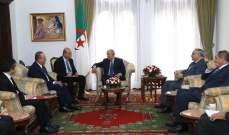 جاويش أوغلو: تركيا والجزائر ستتعاونان بشأن القضايا الإقليمية وخاصة الأزمة الليبية