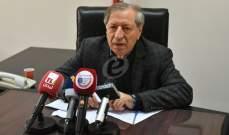 عبد الهادي محفوظ: اؤيد ما قام به دياب لناحية سحب بند التعيينات