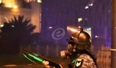 انتقاد دولي لمواجهة المتظاهرين «بالقوة المفرطة»