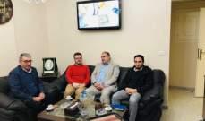 """مسؤول """"حماس"""" في منطقة صيدا استقبل وفدا أمميا"""