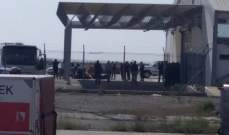 استئناف العمل بمطار لارنكا بعد انتهاء أزمة اختطاف الطائرة المصرية