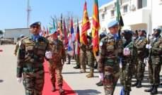 دل كول: وجودنا للحفاظ على السلام وحماية المدنيين وتعزيز قدرات الجيش وتطبيق ال 1701