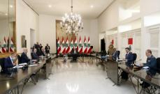 المجلس الأعلى للدفاع تداول في طلب البيطار بملاحقة اللواء صليبا واتخذ القرار المناسب بشأنه