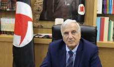 رئيس القومي: مشهدية الاحتجاج التي يشهدها لبنان تمثل صرخة وجع بوجه سياسات القهر والإفقار