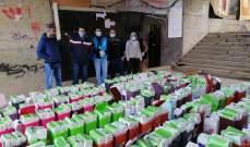كزبر للنشرة:مجمعات النازحين السوريين بصيدا تعاني تقصير مفوضية اللاجئين