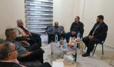 حركة حماس استقبلت الجبهة الشعبية لتحرير فلسطين في مخيم عين الحلوة