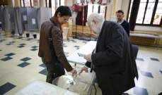 مرشحة حركة نضال العمال ناتالي أرتو أدلت بصوتها في سان دوني