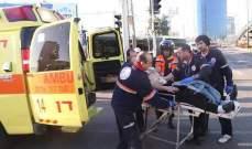 إعلام اسرائيل: منفذ عملية الطعن في الخليل قبل قليل في حالة صحية حرجة