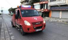 شرطة بلدية صور كثفت دورياتها للتحقق من الالتزام بالتعبئة العامة