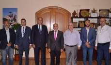 """الخطيب أكد ليمق مد اليد لمكونات طرابلس وعرض لرغبة """"التيار"""" بإقامة جبهة وطنية للدولة المدنية"""