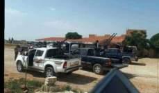 النشرة:عائلة آل جعفر تمهل عائلة آل الجمل حتى السادسة لاخلاء منازلهم بقرية زيتا