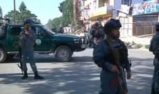 """مقتل 5 من الشرطة الأفغانية في هجوم لـ""""طالبان"""" شمالي البلاد"""