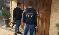 امن الدولة: دوريات بالمنية الضنية والشوف للتأكد من الإقفال والتزام المواطنين