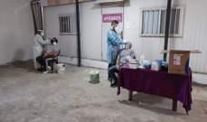 """الهيئة الصحية الإسلامية أجرت فحوصات """"كورونا"""" لمخالطين من بنعفول وعنقون وزيتا"""