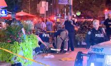 العربية:مسلح يطلق النار على اشخاص في تورونتو ثم يقتل نفسه