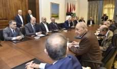 بري: أحد أهم ابتلاءات لبنان عدم تنفيذ القوانين ودفعنا أغلى الأثمان في التأخير بتشكيل الحكومات
