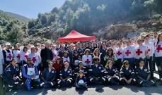 غرس ألف شجرة في كفون بمناسبة يوم المرأة العالمي