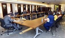 لجنة الطوارئ لرفع حالة التأهّب بالسجون اللبنانية أوصت بمتابعة عملية التلقيح