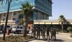 الحدث: سماع دوي انفجارات في مدينة أربيل في العراق
