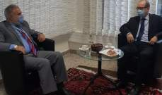 عميد الخارجية بالحزب السوري القومي: العقوبات التي تفرضها الادارة الاميركية سياسية بامتياز