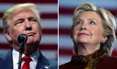 ترامب يطالب بالتحقيق مع هيلاري كلينتون بملف التدخل الروسي بالانتخابات