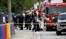 قتيل نتيجة اصطدام شاحنة بمشاركين بمسيرة للمثليين في فلوريدا