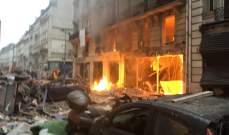 الشرطة الفرنسية: انفجار قوي لم تعرف أسبابه في باريس
