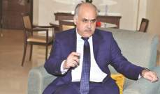 ابو الحسن: تظاهرة التيار الوطني كانت تودي بالبلاد الى ازمة كبيرة
