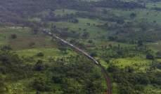 الحصيلة الرسمية لحادث قطار شرق الكونغو بلغت 14 قتيلا و18 جريحا
