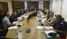 لجنة الدفاع تابعت درس اقتراحات تعديل مواد في قانون البلديات