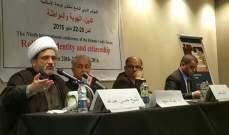 عبدالله: السبيل للاستقلال والسيادة هو تمسكنا بهويتنا وعدم تقليد الغرب