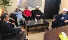 حسن عز الدين: من وقف في وجه الكيان الصهيوني لن يركع من أجل رغيف خبز