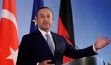 جاويش أوغلو: الاستثمارات التركية في الجزائر بتزايد مستمر