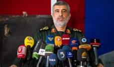 قائد بالحرس الثوري الايراني: العدو فشل في تنفيذ عملياته سواء ضرب ام لم يضرب