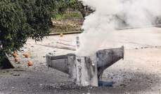 أدرعي: اطلاق قذيفة صاروخية من قطاع غزة نحو اسرائيل