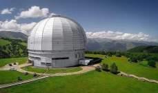 أول تلسكوب روسي لرصد النجوم والكواكب البعيدة
