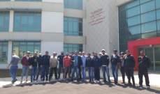 وقفة أمام المستشفى التركي بصيدا رفضا لتحويله لمركز لمعالجة مرضى كورونا