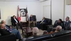 حمدان التقى شاتيلا: النظام الطائفي المذهبي لن ينتج الا ازمات وقهرا على الطبقات الفقيرة