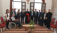 قيومجيان من الديمان: الحياد هو السبيل الوحيد لنجنب من خلاله لبنان الأزمات والمخاطر
