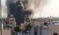 """مركز المصالحة الروسي: مسلحو """"النصرة"""" استهدفوا مدينة السقيلبية بـ38 صاروخا أمس"""