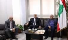 سفير تونس زار نقابة محرري الصحافة: نقف دائما إلى جانب لبنان وندافع عن أمنه واستقراره