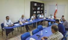 مساهمة من نبع تساعد 2250 أسرة فلسطينية وسورية لم تستفد من الاونروا