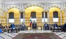 """دياب التقى وزير الاتصالات ووفدا من جمعية """"جاد"""" أطلعه على مشاريعها في جبيل"""