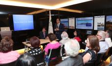LAU والسفارة الاسبانية والاونيسكو يحتفون بالابجدية الفينيقية