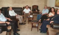المستشفيات الخاصة في زحلة تناقش وضعها المالي بدعوة من درويش