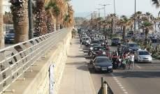 حركة الناصريين المستقلين المرابطون نظمت مسيرة سيارة دعماً للقدس