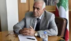 إتفاق بين شبيب والقصيفي على أن تحال قضية تسديد المتأخرات للرسوم البلدية الى المحافظ