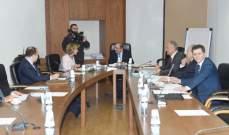 فرعية لجنة الادارة اقرت بعض مواد مشروع تعديل قانون التفتيش المركزي